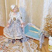 Куклы и игрушки ручной работы. Ярмарка Мастеров - ручная работа Тильда Марьяна. Handmade.