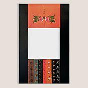 Зеркала ручной работы. Ярмарка Мастеров - ручная работа Массив дерева, авторская роспись. Handmade.