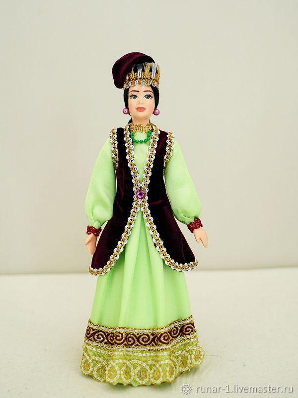 Кукла национальный костюм 7, Народная кукла, Евпатория,  Фото №1