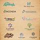 Визитки ручной работы. Логотип, фирменный стиль. 'ELFI DESIGN'. Интернет-магазин Ярмарка Мастеров. Баннер для магазина, лого, визитка