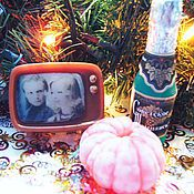 """Подарки к праздникам ручной работы. Ярмарка Мастеров - ручная работа Набор мыла ручной работы """"К Новому году готовы!"""". Handmade."""