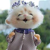 Куклы и игрушки ручной работы. Ярмарка Мастеров - ручная работа Бархатный носик). Handmade.