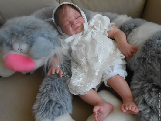 Куклы-младенцы и reborn ручной работы. Ярмарка Мастеров - ручная работа. Купить Сонечка. Handmade. Реборн, кукла в подарок