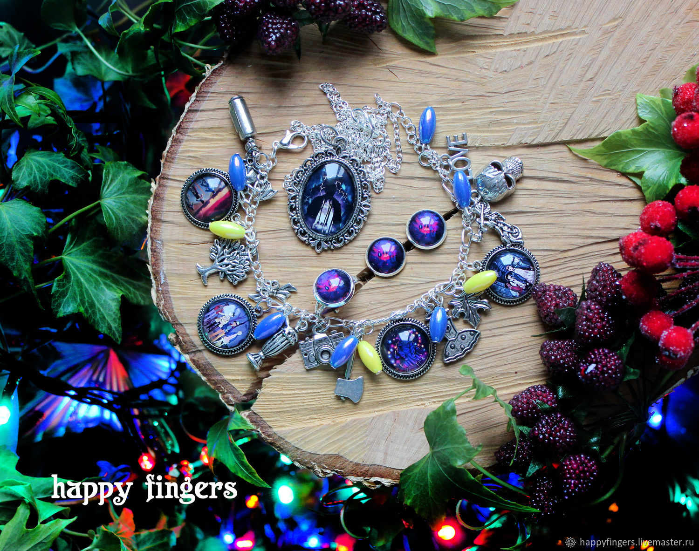 Decoration is Very Stranger Things strange things strange things, Jewelry Sets, Elektrostal, Фото №1