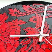 """Для дома и интерьера ручной работы. Ярмарка Мастеров - ручная работа Часы """"Феникс"""". Handmade."""