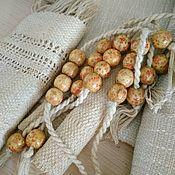 Изделия ручной работы. Ярмарка Мастеров - ручная работа Изделия: набор салфеток. Handmade.