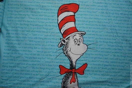 1. Панель `кот в шляпе`