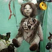 Куклы и игрушки ручной работы. Ярмарка Мастеров - ручная работа Мара (мишко-кукла). Handmade.