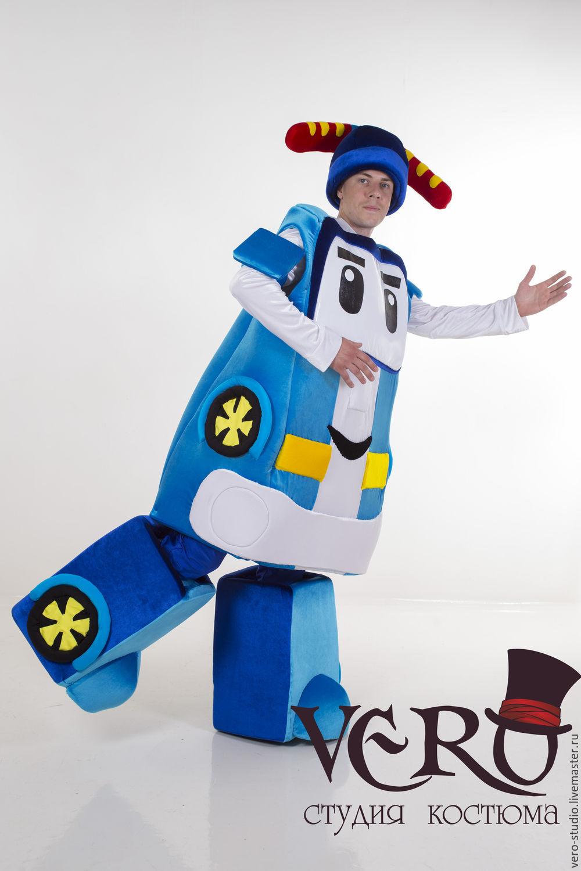 Костюм поли робокар своими руками фото 884