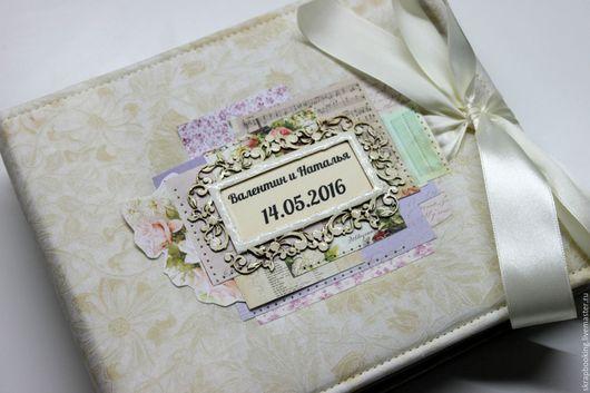 Свадебная сберегательная книжка на заказ от мастерской Living History