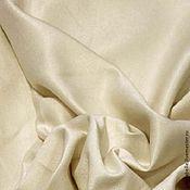 Ткани ручной работы. Ярмарка Мастеров - ручная работа Ткань для штор Софт Молочный. Handmade.