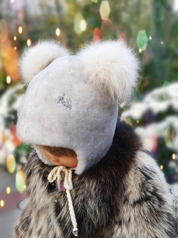 Пошив шапок ушанок из меха своими руками
