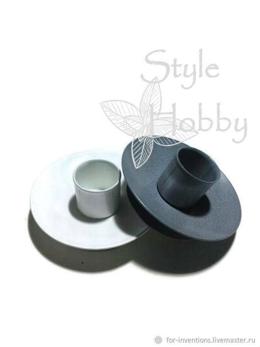 Candle holder metal, Accessories for jewelry, Moscow,  Фото №1