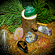 Stones - Talismans, a series of 'Money,Success in Business', runescript, Amulet, Sochi,  Фото №1