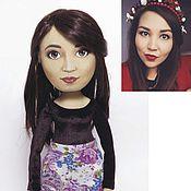 Куклы и игрушки ручной работы. Ярмарка Мастеров - ручная работа Кукла с портретным сходством, Фаина. Handmade.