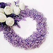 Украшения handmade. Livemaster - original item Air necklace with natural amethyst. Handmade.