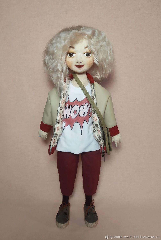 Авторская кукла. Интерьерная кукла Ева-Лу-Инга, Интерьерная кукла, Уфа,  Фото №1