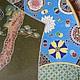 Уникальная тарелка  `Ястреб`. Япония, конец 19 века, горячая перегородчатая эмаль (клуазоне). Диаметр – 30 см  Состояние – идеальное!