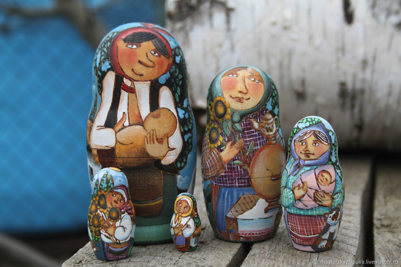 "Матрешка ""За городом"", Матрешки, Железноводск,  Фото №1"