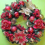 Рождественский венок ТАНГО