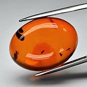 Материалы для творчества handmade. Livemaster - original item Amber orange. Handmade.