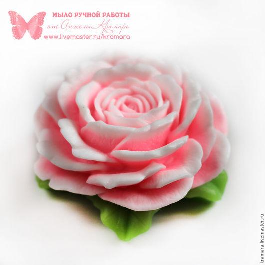 """Мыло ручной работы. Ярмарка Мастеров - ручная работа. Купить Мыло """"Королевская Роза"""". Handmade. Роза, подарок на день валентина"""