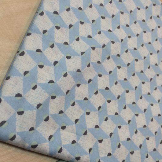 Шитье ручной работы. Ярмарка Мастеров - ручная работа. Купить Хлопковая ткань. Handmade. Хлопок, ткань для рукоделия, ткань для одежды