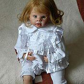 Куклы и игрушки ручной работы. Ярмарка Мастеров - ручная работа Скидка!!! Кукла реборн Амелия -. Handmade.