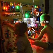 Куклы и игрушки manualidades. Livemaster - hecho a mano Desarrolla de Planchar Bizibord