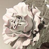 """Украшения ручной работы. Ярмарка Мастеров - ручная работа Клипсы для туфель """"Воздушный зефир"""". Handmade."""