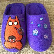 Обувь ручной работы. Ярмарка Мастеров - ручная работа Ах коты коты коты.... Handmade.