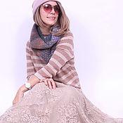 Одежда handmade. Livemaster - original item Jacket cardigan with sequins. Handmade.
