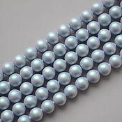 Материалы для творчества handmade. Livemaster - original item Swarovski pearls 6 mm Iridescent Lt. Blue Pearl - 10 PCs.. Handmade.