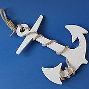 Материалы для творчества handmade. Livemaster - original item Anchor. Handmade.