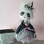 Куклы и игрушки ручной работы. Ярмарка Мастеров - ручная работа Интерьерная кукла Лили. Handmade.