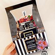 Сувениры и подарки handmade. Livemaster - original item Copy of Gift set Chanel. Cosmetics as a gift.. Handmade.
