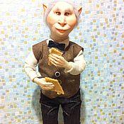 Куклы и игрушки ручной работы. Ярмарка Мастеров - ручная работа Портняжка. Handmade.