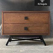 Для дома и интерьера handmade. Livemaster - original item MICHIGAN Cabinet. Handmade.