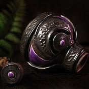 Посуда handmade. Livemaster - original item Improved Magic Enhancement Potion (VI). Handmade.
