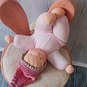 Вальдорфские куклы и звери ручной работы. Ярмарка Мастеров - ручная работа Вальдорфская кукла Анютка. Handmade.