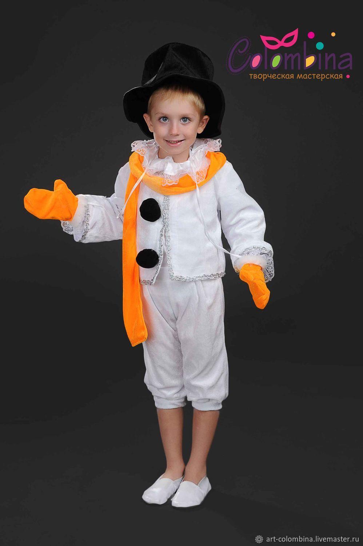 Как сделать костюм снеговика видео фото 343
