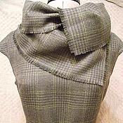 Одежда ручной работы. Ярмарка Мастеров - ручная работа Тёплое зелёное.. Handmade.