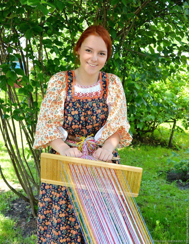 Сарафан круговой, Народные костюмы, Брянск,  Фото №1