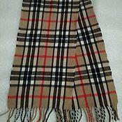 Винтаж handmade. Livemaster - original item Square scarf, wool, vintage Italy. Handmade.