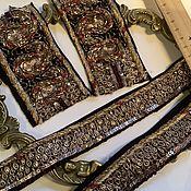 Материалы для творчества handmade. Livemaster - original item Antique embroidery №294. Handmade.