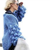 Одежда handmade. Livemaster - original item cardigan women knitted handmade. Handmade.