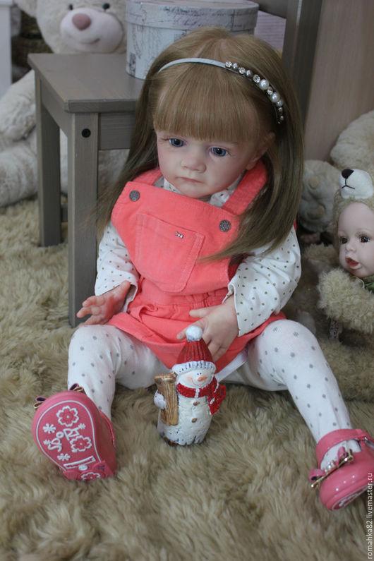 Куклы-младенцы и reborn ручной работы. Ярмарка Мастеров - ручная работа. Купить ,,Кукла ,,Ангелочек ,,. Handmade. Белый, фрида