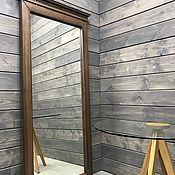 Для дома и интерьера handmade. Livemaster - original item Oxford mirror.. Handmade.