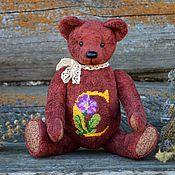 Куклы и игрушки handmade. Livemaster - original item Teddy Bears: Personalized Teddy bear With. Handmade.