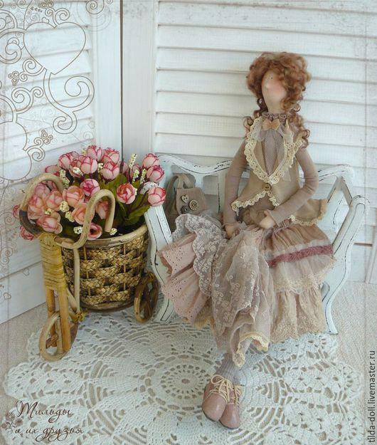 Кукла в стиле Бохо: Роза-Мирра ( Бохо Шик)